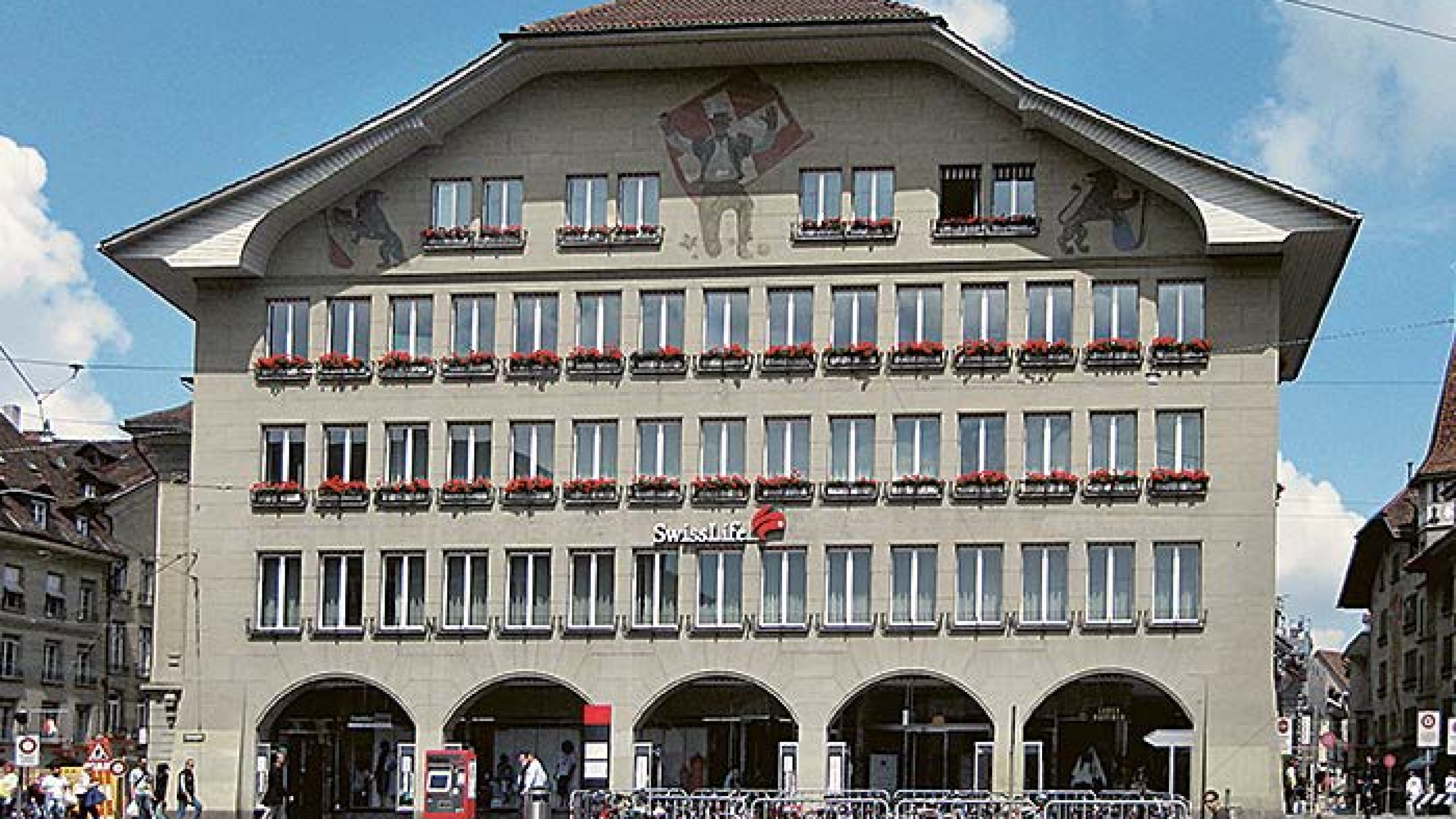 Casinoplatz 2, Bern